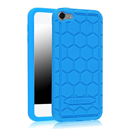 fintie-ipod-touch-6-case-shock-proof-anti-slip-honey-comb-series-itouch-6-silicone-protective-case-c