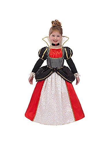 Queen of Hearts Costume for Kids