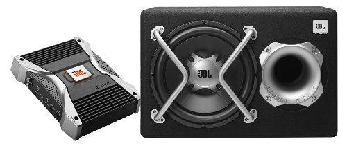 JBL GT5-Bundle Verstärker und Subwoofer