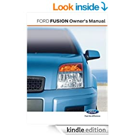 Ford Fusion Owner's Manual (Europe)
