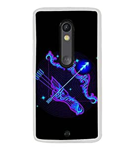 ifasho Crazy Quotes Back Case Cover for Moto X Style