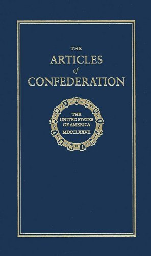Image for The Articles of Confederation (Little Books of Wisdom)