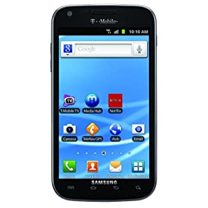 Samsung Galaxy S II 4G Android Phone (T-Mobile)