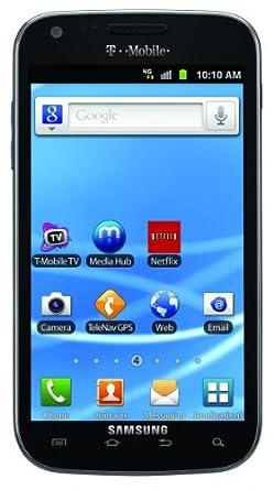 Samsung Galaxy S II, Titanium 16GB (T-Mobile)