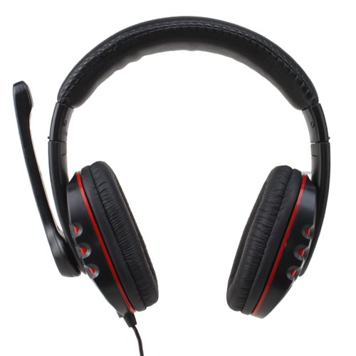 Agptek Xbox 360 / Ps4-Ps3-Pc Switch Wired Gaming Headset Great For Windows 2000/Xp & Windows Vista/Windows 7, Fit For Mac Os X, Support Usb 2.0 /1.0 Interface