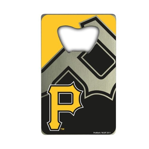 MLB Pittsburgh Pirates Credit Card Style Bottle Opener