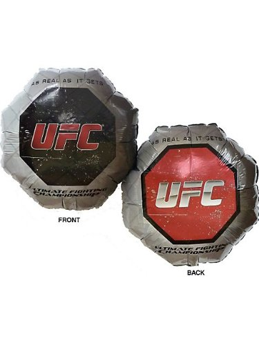 UFC Foil Mylar Balloon (1ct) - 1