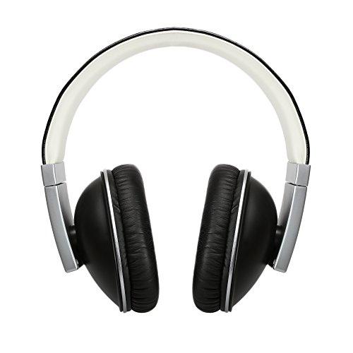 Polk Audio(ポークオーディオ) ヘッドホン オーバーイヤー型 バックル ブラック&シルバー Buckle Black and Silver
