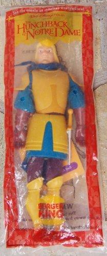 Burger King Hunchback of Notre Dame Phoebus Doll - 1
