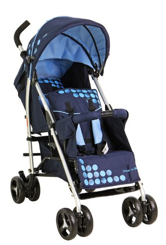 Dream On Me Freedom Tandem stroller, Navy
