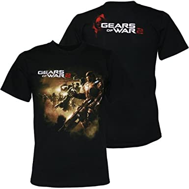 41  KycgTpL. SX385  Gears of War – Macho Video Game Shirts?