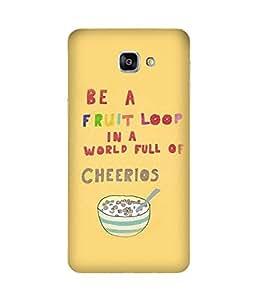Fruit Loop Samsung Galaxy A9 Case