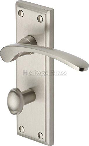 hilton-maniglia-a-leva-per-porta-con-piastra-bathroom-set-in-satin-nickel-finish