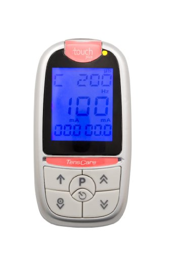 TensCare itouch Plus TENS Machine - Natural Pain Relief