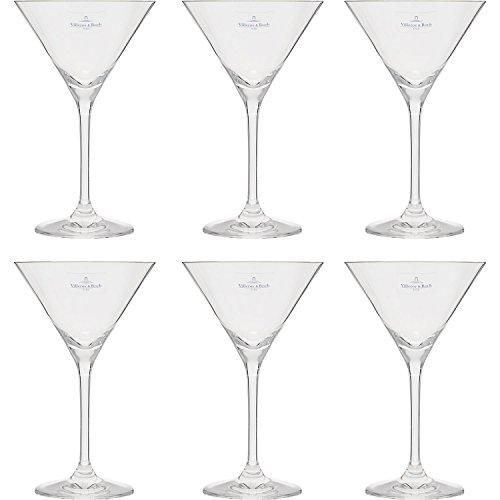 Villeroy & Boch Verre à Martini 6pièces