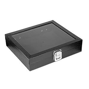 Small Glass Top Jewelry Display Box