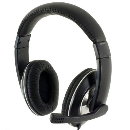 Logic3 Gp295 Command Headset For Gaming (Xbox /360/Ps3/Pc Dvd)
