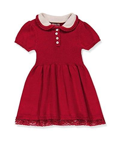 BRUMS Vestido Rojo