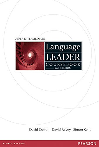 Language Leader Upper Intermediate Coursebook and CD-ROM and MyLab Pack