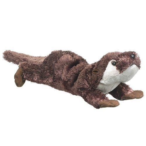 "River Otter 12"" Plush Stuffed Animal Toy"
