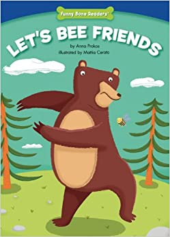 Amazon.com: Let's Bee Friends (Character Education