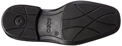 爱步 ECCO 男士 New Jersey 舒适一脚蹬皮鞋图片