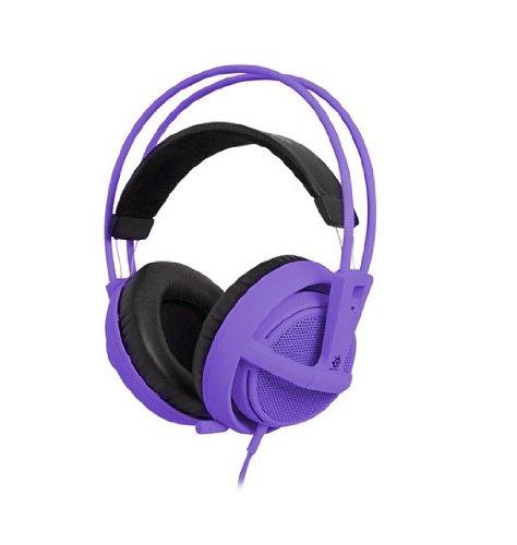 Siberia V2 - Headset ( Ohrenschale ) - Violett