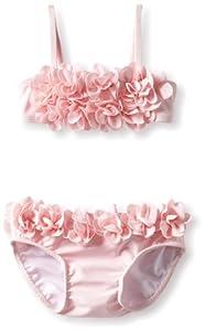 Kate Mack Baby-Girls Infant Blooming Roses Swim Bikini from Kate Mack