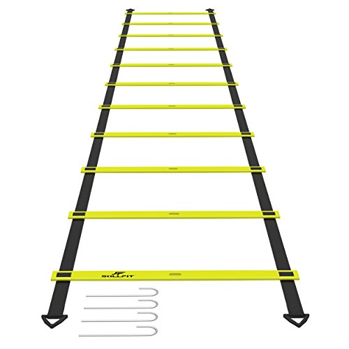 Bowflex Revolution Xp Accessories: SkillFit 15-Foot Footwork Agility Ladder And A3 Laminated