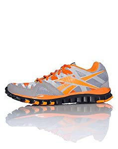 New Reebok Men's Realflex Transition 3.0 Running Shoes Nacho/Grey 10