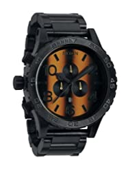 NIXON Men's NXA0831073 Chronograph Dial Watch