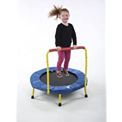 Fold & Go Trampoline by The Original Toy Company