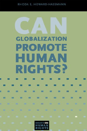 Can Globalization Promote Human Rights? (Essays on Human Rights)
