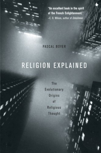Amazon.com: Religion Explained: The Evolutionary Origins of Religious Thought (9780465006960): Pascal Boyer: Books