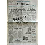MONDE (LE) [No 14656] du 12/03/1992 - DERIVE DROITIERE - M. BUSH EST ASSURE DE L'INVESTITURE REPUBLICAINE - M....