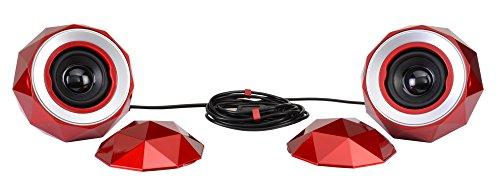 digital-treasures-09368-pg-lyrix-powerball-x2-bluetooth-speaker-red