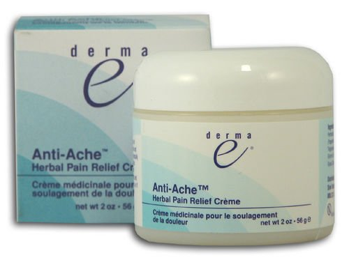 Derma E Anti-Ache Herbal Pain Relief Crème