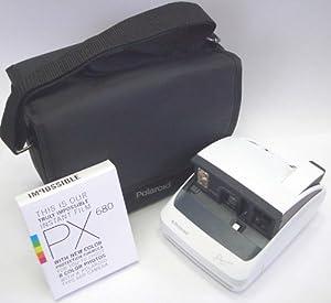 Polaroid One600 Panna インスタントカメラ