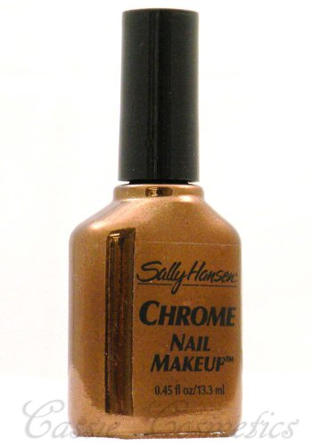 Sally Hansen Chrome Nail Polish - Cinnamon Diamond
