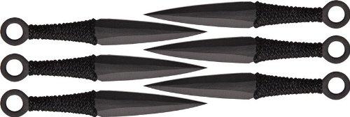 Szco Supplies Kunai Knife Set (6-Piece)