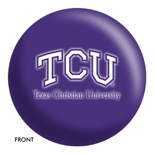 Texas Christian University Bowling Ball