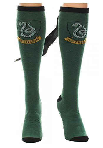 Harry Potter Slytherin Knee High Cape Socks