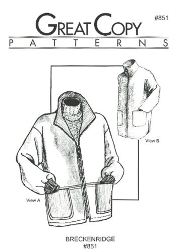 Patterns - Great Copy #851, Breckenridge