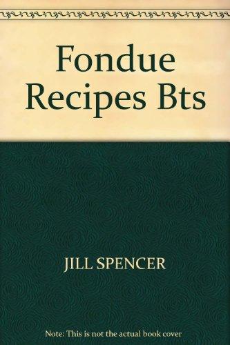 Fondue Recipes Bts