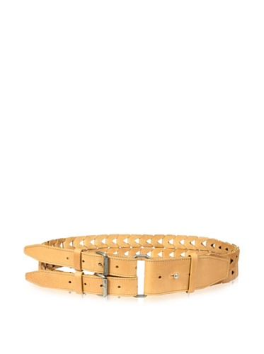 Ann Demeulemeester Women's Element Powder Link Belt