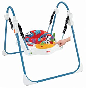 Fisher-Price Adorable Animals Jumperoo