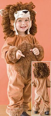 Babystyle Infant/Baby Boys Lion Costume Size 6-12 months.