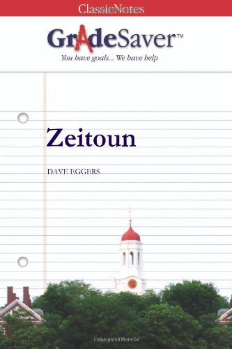 zeitoun summary In the book zeitoun by dave eggers, days before the hit of hurricane katrina, zeitoun and his family had no worries and planned not to leave town due to all the false alerts from previous times his wife, kathy becomes alert when the mayor, a day before makes an mandatory evacuation of the city.