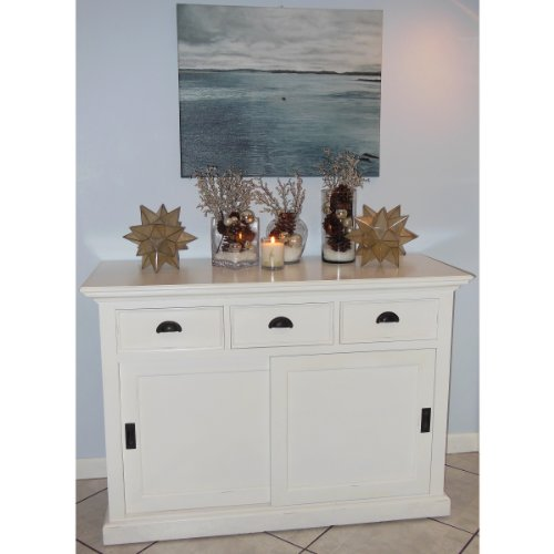 Two Drawer Dresser front-373318