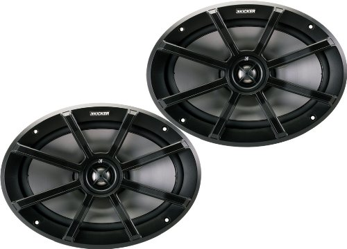 "Kicker 40Ps694 6"" X 9"" 2-Way Marine Speakers"